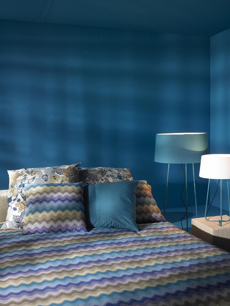 il colore di questa parete per la stanza da letto come ti sembra?