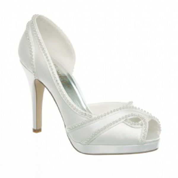 chaussures crmonie femme laurene de crinoligne mariage fiancailles fte - Besson Chaussures Mariage