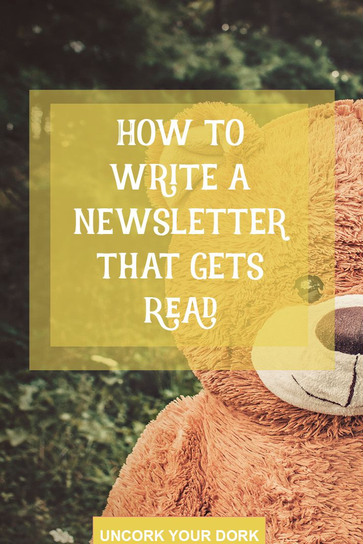 If you've been struggling with content and newsletter open rates, read this article! Great advice about newsletter creation!   Click the image for more information and to watch the video!
