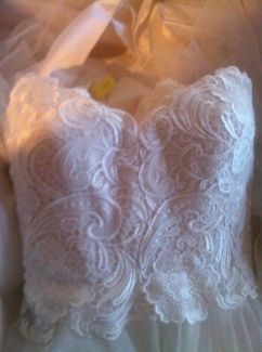 Caleche dress size 8