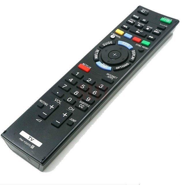 New Original Sony LCD 3D TV Remote Control RM-YD073 for KDL-46HX750 KDL-55HX750