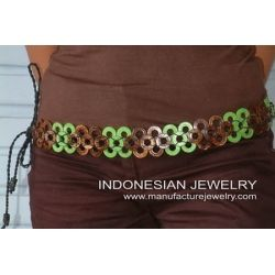 Belts are a simple, functional way to add a big impact to an outfit, but many women often overlook them. If you want to try out a fashion belt but don't know where to start, Indonesian selection of trendy belts for women is your go-to spot.