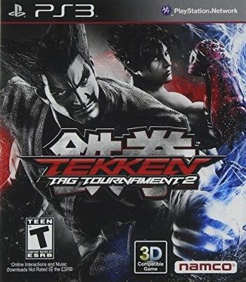 cool Tekken Tag Tournament 2 PS3 - For Sale Check more at http://shipperscentral.com/wp/product/tekken-tag-tournament-2-ps3-for-sale/