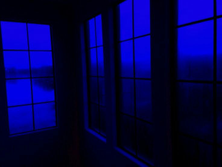 Aesthetic Dark Blue   Blue aesthetic, Blue aesthetic dark ...
