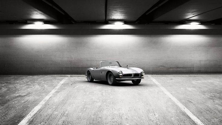 Checkout my tuning #BMW 507 1959 at 3DTuning #3dtuning #tuning