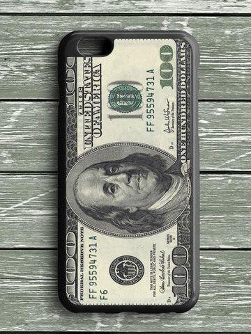 100 Dollar iPhone 6 Plus Case
