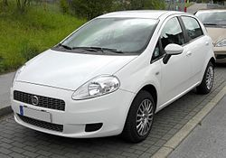Fiat Grande Punto #fiat #punto