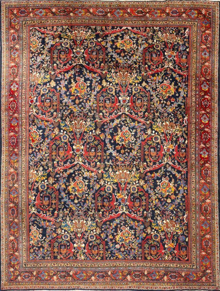 Persian Mahal rug, Matt Camron gallery