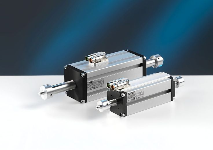 Green Drive standard tubular linear motors
