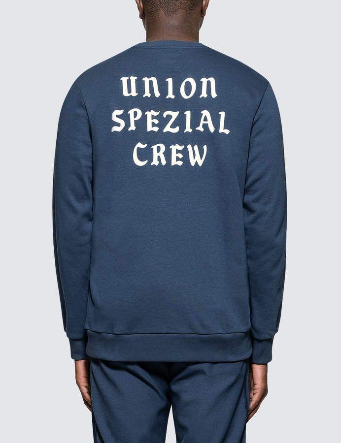 Adidas spezial, Crew neck sweatshirt