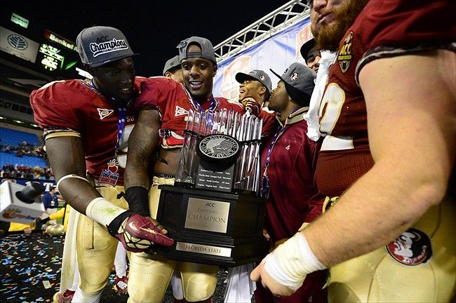 florida state seminoles football acc champs | ACC Championship Game remaining in Charlotte - FanSided - Sports News ...