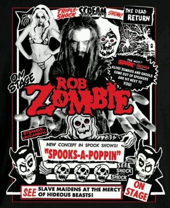 rob zombie - Rob Zombie Halloween Music