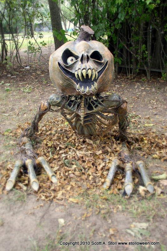 39 best Helloween images on Pinterest Halloween stuff - diy outdoor halloween props