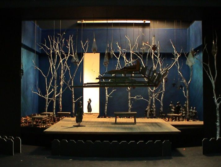Pin By Emily Jean On Theatre In 2019 Set Design Theatre