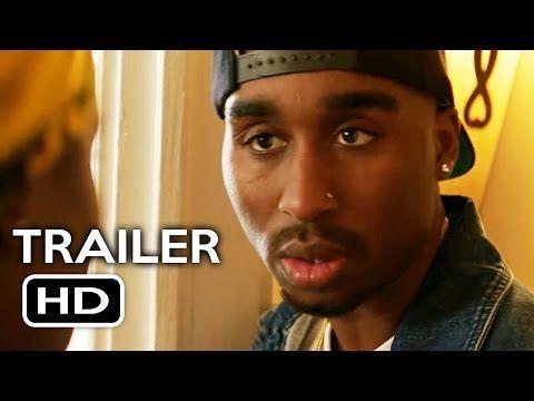 All Eyez on Me Official Trailer #2 (2016) Tupac Biopic Movie HD - Tuberov