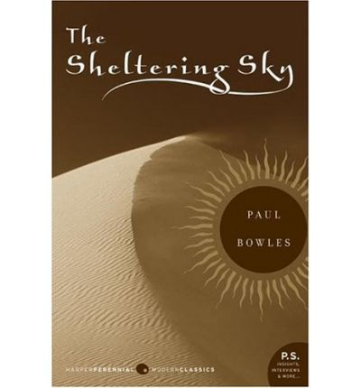 6/10: The Sheltering Sky - Paul Bowles