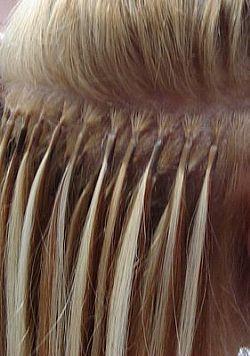 Mega hair - alongamento de cabelos