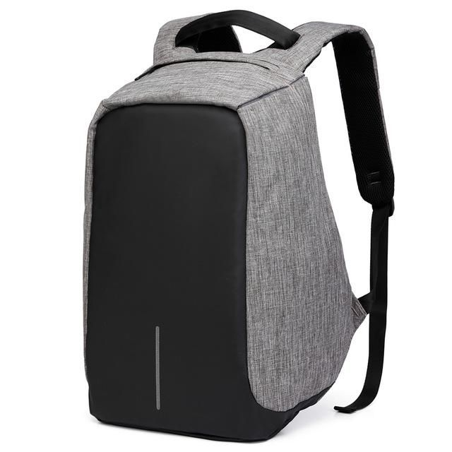 SUUTOOP Anti-theft Waterproof Laptop Backpack with USB Charger