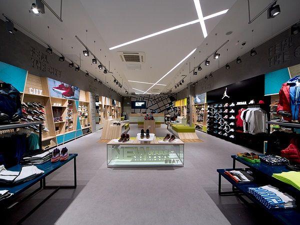 Design showcase: Street Beat Moscow - Retail Design World