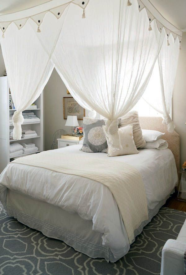 The Best And Easiest Bed Canopy Frame Kit To Inspire You Elegant