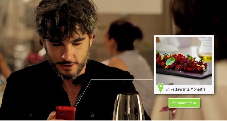 Comparte tus experiencias gastronómicas en restaurantes, opina y crea comunidad en Foodinterest.