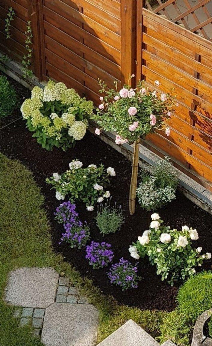 Garten Gartenterrase Gartenideen Gartendeko In 2020 Front Yard Landscaping Hydrangea Garden Front Yard