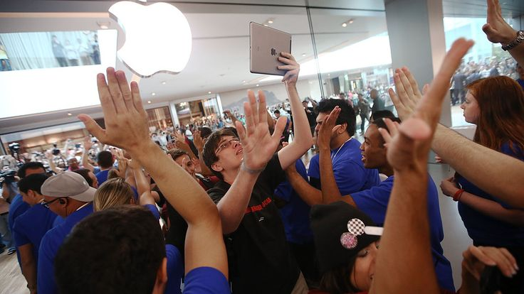 Apple's share price has risen 23,639% from its first trading day - MarketWatch