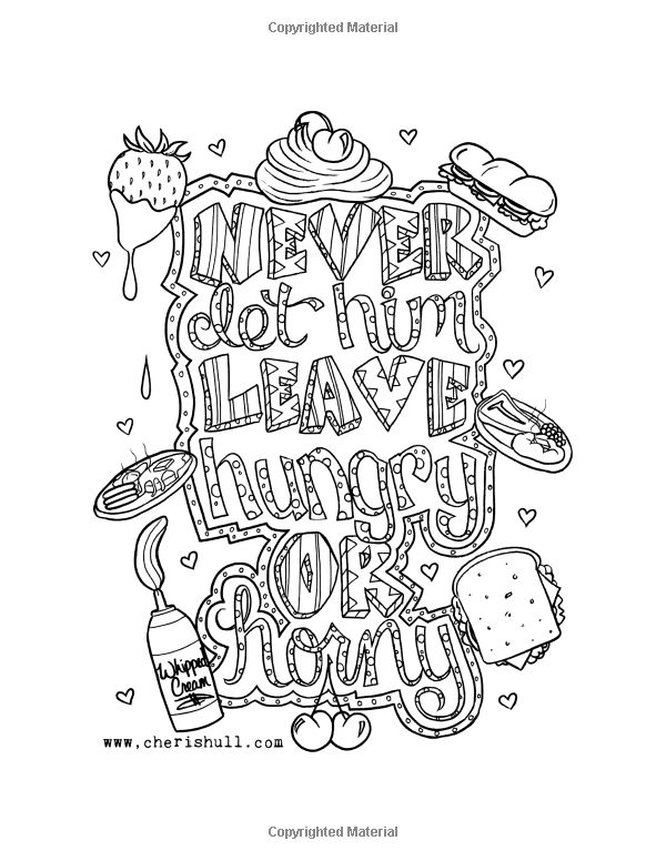 Dirty Adult Coloring Pages Coloring Pages