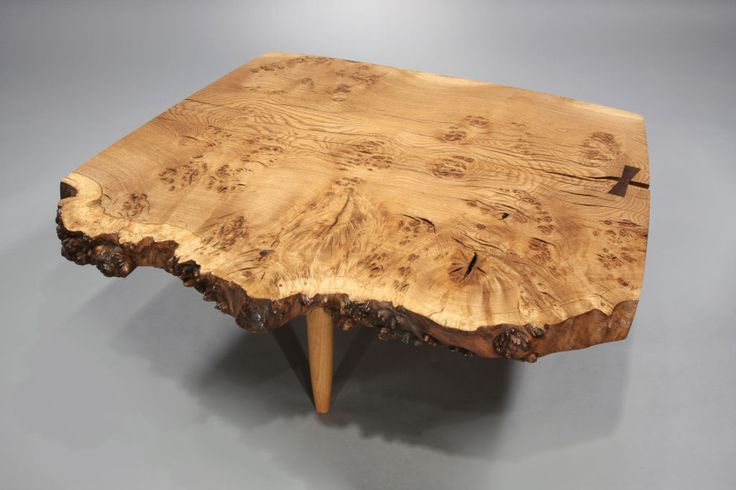 Conoid Coffee Table by George Nakashima