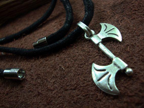 FREE SHIPPING  Men Necklace Men's necklace. Men gift. by DenizKumu