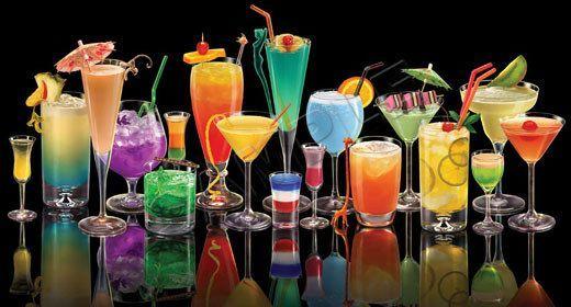 recettes cocktails avec ou sans Alcools  Mojito fraise