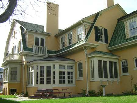 17 best images about dutch colonial homes on pinterest for Dutch revival house plans