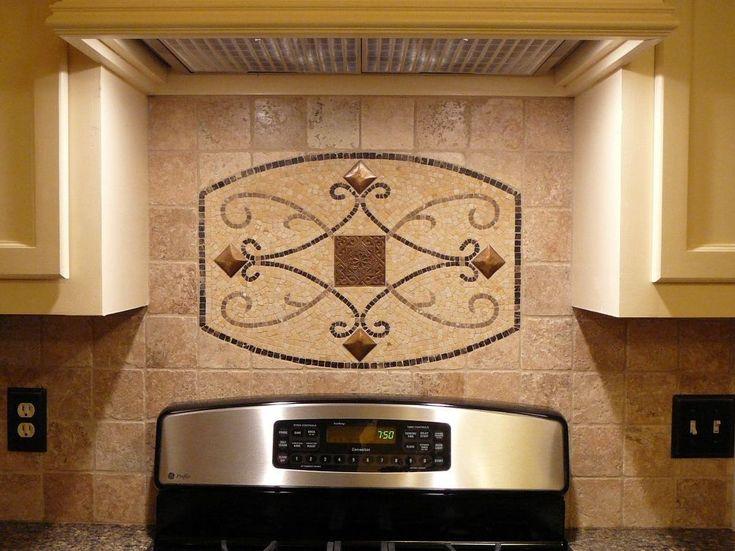 17 best images about tile backsplash on pinterest kitchen backsplash design stove and subway tile backsplash - Ceramic Tile Backsplash