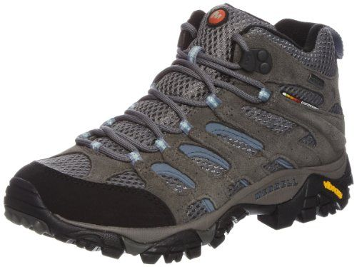 AwesomeNice Merrell Lady Moab Mid GORE-TEX Waterproof Walking Boots