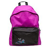 Kookie Marine Life Backpack Purple