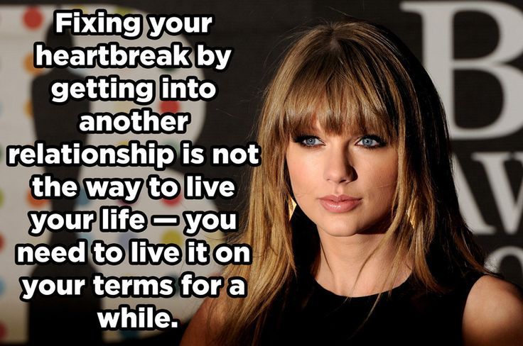 Taylor Swift quotes on living life on your own terms. Love this. Words to live by in your twenties.