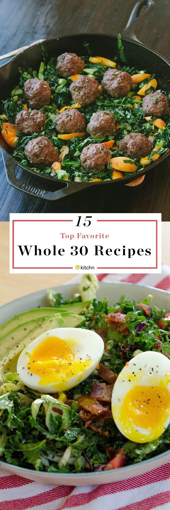 A Dinner Meal Plan for an EASY Week of the Whole30 or Paleo Diet. Whether it's your first week of Whole 30 or you've been following the diet for a long time, these ideas and recipes for weeknight dinners and meals will make you hungry! Start out the new year in a healthy way with these beef, chicken and fish recipes; this is a great way to lose weight!