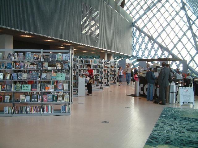 Anacostia Library Study Room