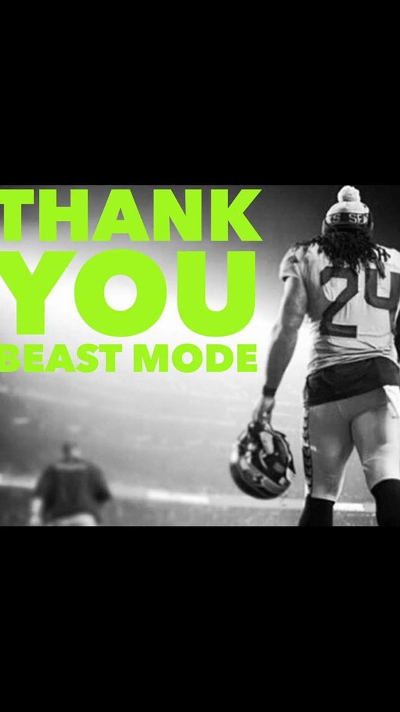 Thank You Beastmode