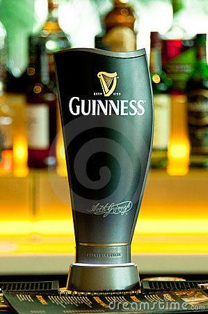 Guinness beer tap