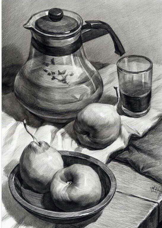 Академический рисунок | ВКонтакте