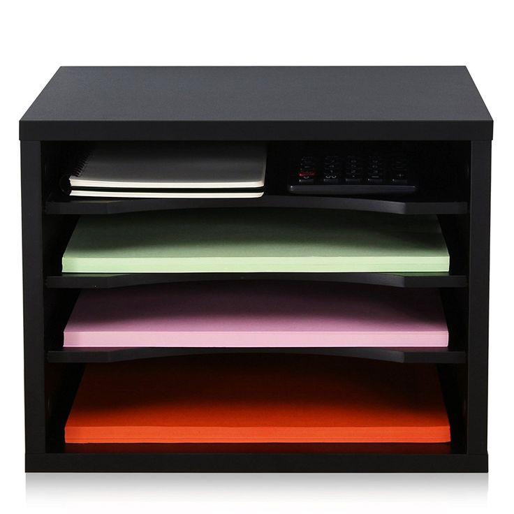 regard shelf desks desk storage computer to black printer with