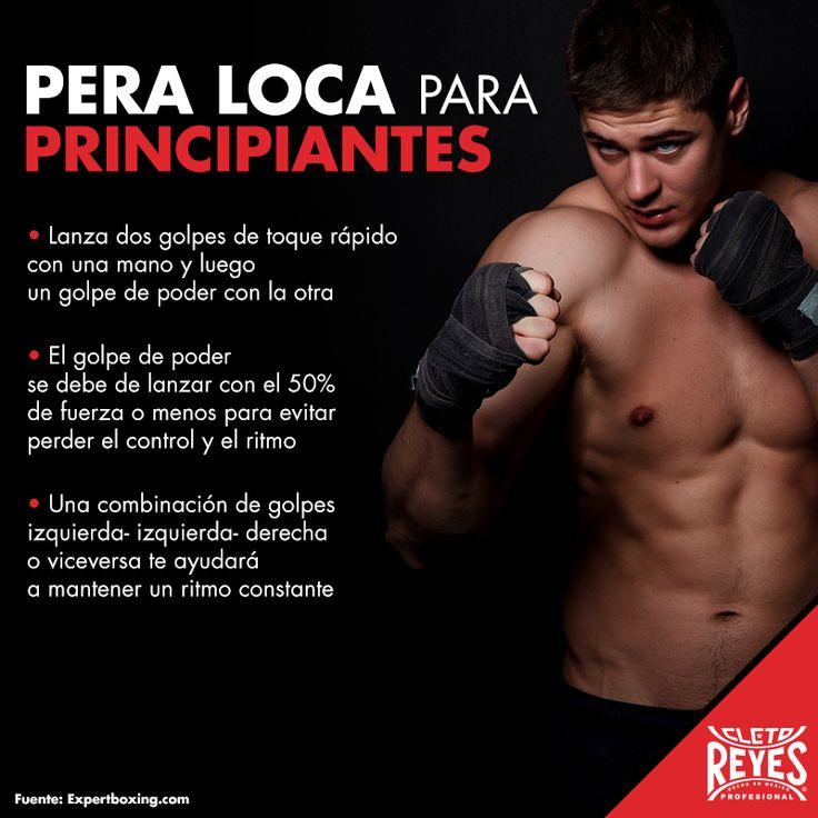 Pera loca para principiantes. #CletoReyes #workout #boxeo #boxinggloves #box