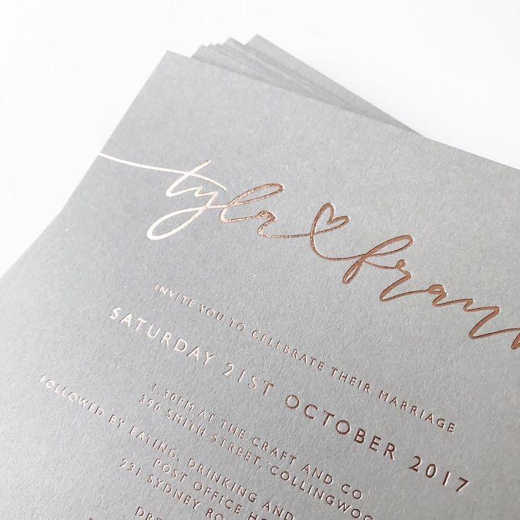 Trend 2019 Matrimonio Partecipazioni Scritte In Color Rame Con Tecnica Di Stampa A Rilievo Partecipazioni Matrimoniali Partecipazioni Nozze Matrimonio Oro
