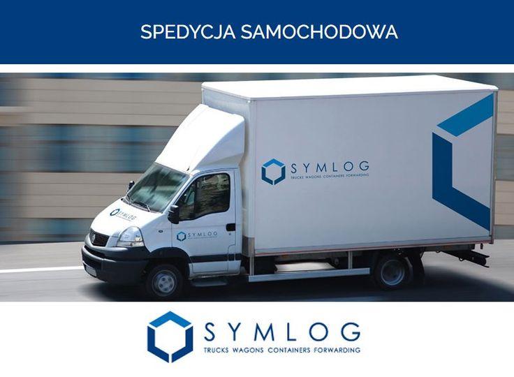 Organizacja transportu samochodowego w zabudowie plandekowej; chłodniczej; samochodu wywrotki; cysterny. ➡ http://symlog.eu/