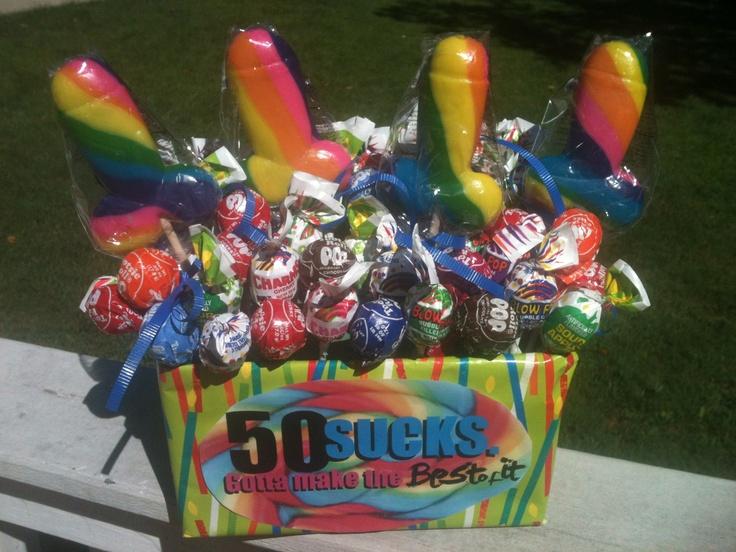 40th Birthday Ideas Crazy 50th Gift