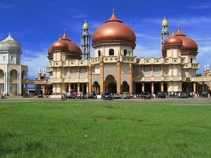 Aceh : Masjid Agung Meulaboh