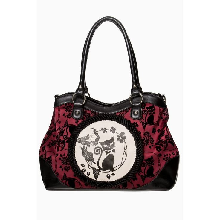 Call Of The Phoenix Bag! ~❥ Red, Blue or Black?