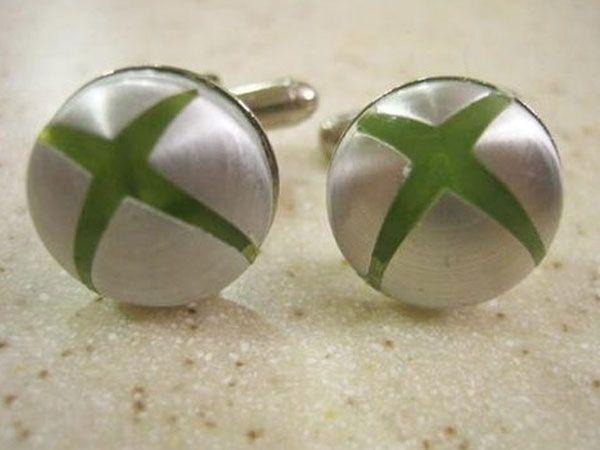 Xbox Cufflinks