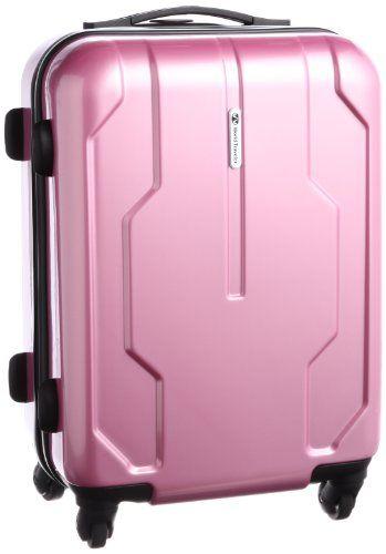 [ワールドトラベラー] World Traveler ワールドトラベラー マグノン スーツケース 48cm・32リットル・3.0kg 05791 11 (ピンク)